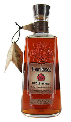 Four Roses Kentucky Single Barrel Bourbon Whisky 700mL