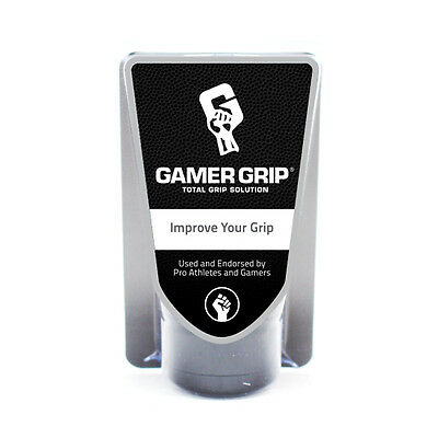Gamer Grip Total Grip Solution - Ideal for Golf, Weights, Gaming and more!