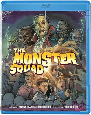 Monster Squad (2013, Blu-ray NEW) BLU-RAY/WS
