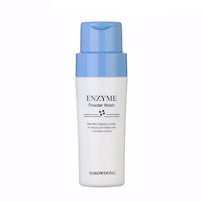 Tosowoong Enzyme Powder Wash 70g Enzyme Cleanser Acne Blackheads Pore Cleansing