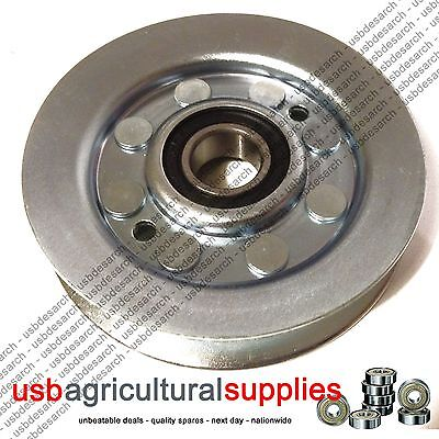 Steel Tension Idler Pulley For Castel Garden Mountfield Honda Stiga NEXT DAY DEL