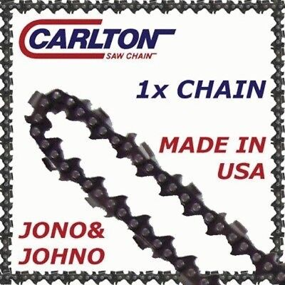 "1x Carlton Full Chisel Chainsaw Chain 3/8 063 72DL for Stihl 20"" bar"