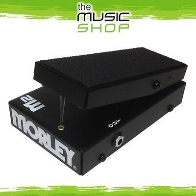 New Morley M2 Mini Passive Volume Pedal - M2MV Guitar, Bass, Keyboard Vol Pedal