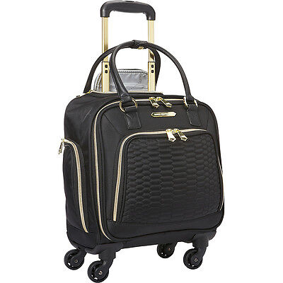 Aimee Kestenberg Florence Collection 4-Wheel Under-Seat Small Rolling Luggage