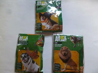 Animal Planet Dog Pet Halloween Costume Butterfly OR Bat UPick Size S M L NEW