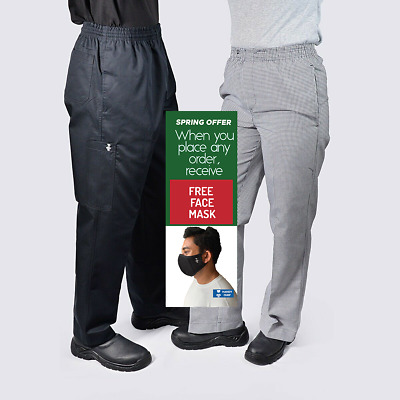 Quality Chef Pants - Best Selling Chef Pants! - FREE POSTAGE