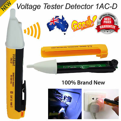 LED Non-Contact AC Electric Power Voltage Tester Pen Detector Sensor I6
