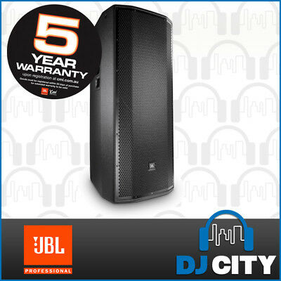 "JBL PRX825W Dual 15-Inch 2-way 2x 15"" Powered Speaker 1500W w/ WiFi Control"