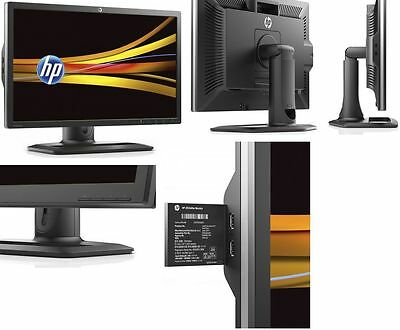 HP ZR2240w 21.5-inch LED Backlit IPS Monitor Adjustable Stand 1920 x 1080 HDMI