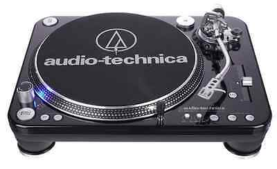 LP1240-USB Audio Technica Direct Drive Turntable - DJ City Australia