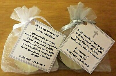 Funeral Candles, Remembrance Candles, Bereavement, Baby Loss, Stillborn