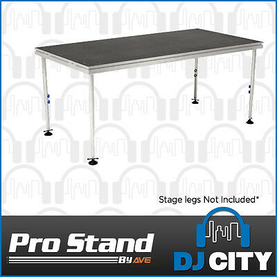 Pro Stand Staging Platform 1 meter x 2 meter Stage Legs NOT included
