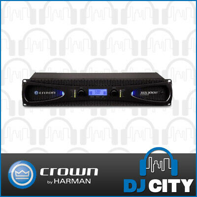 XLS1002 Crown 2 Channel Digital Power Amplifier 1100watt Amp