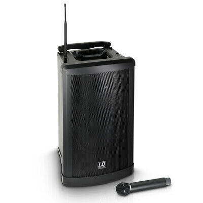 LD Systems Roadman102 Portable PA Speaker Portable PA quality German product ...