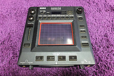 Korg KP-3 KAOSS PAD kp3 Dynamic Effect/Sampler 161018