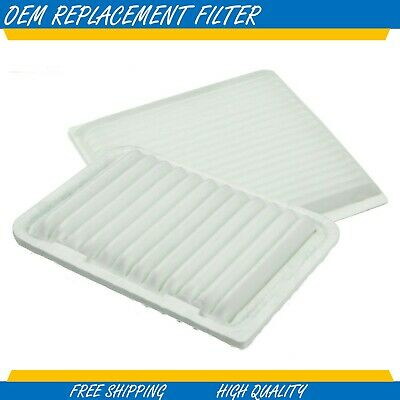 Toyota Cabin & Air Filter Combo For Toyota Highlander 3.0L Engine 2001 - 2003