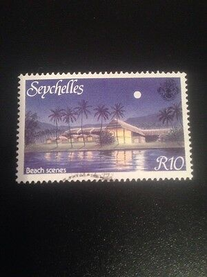 Seychelles 1988 Tourism Used Sg686 Cat £6+