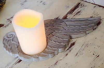 Latex Craft Mould To Make Angel Wing Candle Holder Art & Crafts