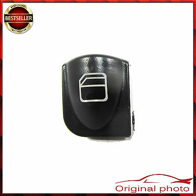 1x WINDOW REGULATOR SWITCH BUTTONS FRONT LEFT MERCEDES C CLASS W203 S203