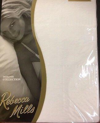 100% Brushed Cotton Soft White Thermal Flannelette All Year Round Flat Sheets
