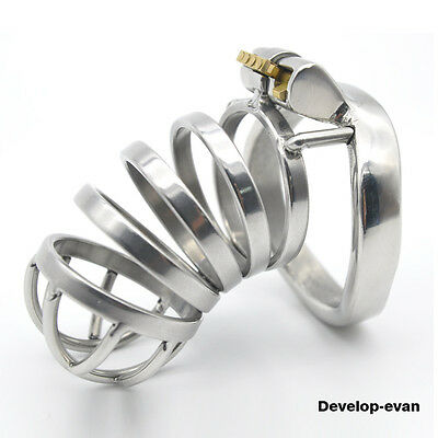 Latest Design Male Chastity Small Devices Stainless Steel A274