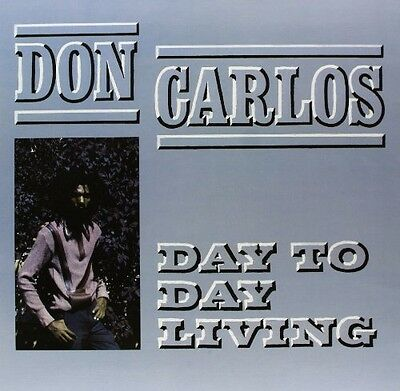 Day To Day Living - CARLOS DON [LP]