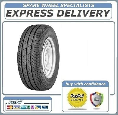 FIAT DUCATO 2014-2018 STEEL SPARE WHEEL AND 225/75R16 TYRE PCD:5x118