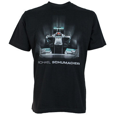 Michael Schumacher T-Shirt 'Tech Grafik'