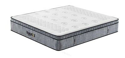 Premium Pocket Sprung Memory Foam Mattress Single Double King Super King