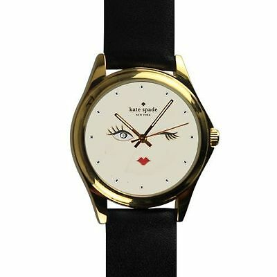 new Kate Spade leading lady metro Round Metal Watch Unisex Watches Fit