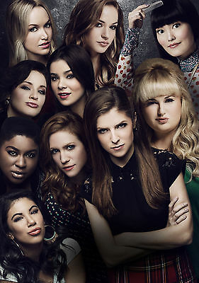 Pitch Perfect 2 - A3 Film Poster - FREE UK P&P