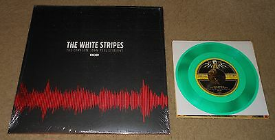 White Stripes The Complete John Peel Sessions Jack White and The Electric Mayhem