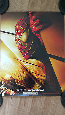 ★ Poster Spiderman Twin Towers ★