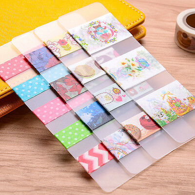 2x 15*5cm  PVC Washi Tape Packaging Boards Tape Dispensing tablets