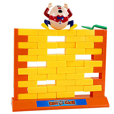 Wall Demolish Game Dumpty's Interactive Educational Presents Toys for Kids
