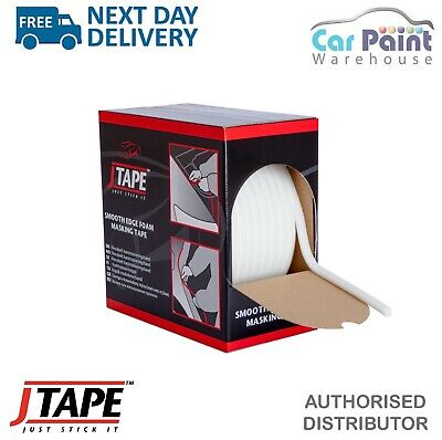 J Tape Smooth Soft Edge Foam Masking Tape 13mm x 50m