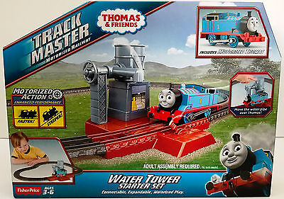 Thomas and Friends Trackmaster Motorised Railway - Water Tower Starter Set
