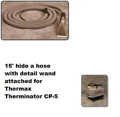 Thermax Therminator CP-5 15' hide a hose with standard detail wand, NEW