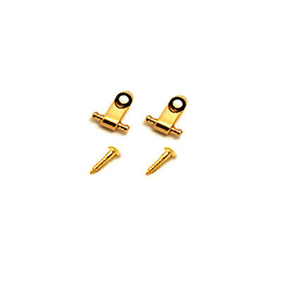 Fender String Guide, American Series Strat Gold, Two 0039475049