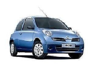 Nissan Micra K12 Models 2002 - 2010  Workshop Repair Manual  Download