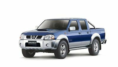Nissan Navara D22  Service & Repair Workshop Manual Download