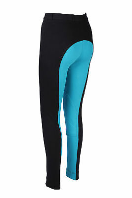 Ladies Jodhpurs Women Jodphurs Horse Riding Pants Soft Stretchy Black Peacock