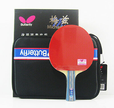 Butterfly Timo Boll Table Tennis Ping Pong Racket Paddle Bat Blade Shakehand