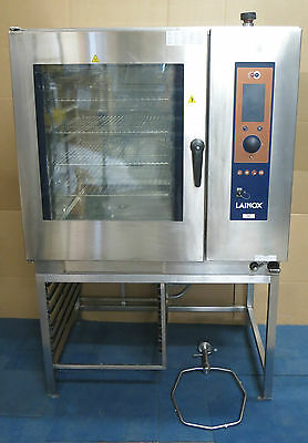 Lainox Electric Combi Convection Steamer Oven HME102X 10 Grid 31kW 400V/3Ph