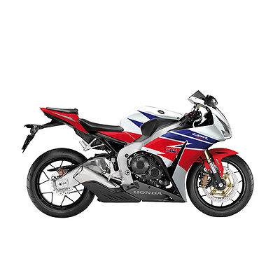 Afrermarket Fairing For Honda CBR1000RR 2012 Red White Blue