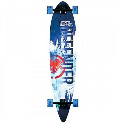 2015 Never Summer Defender Longboard