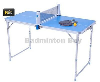 Abroz Mini Table Tennis Ping Pong Table For Kids and Family Outdoor or Indoor