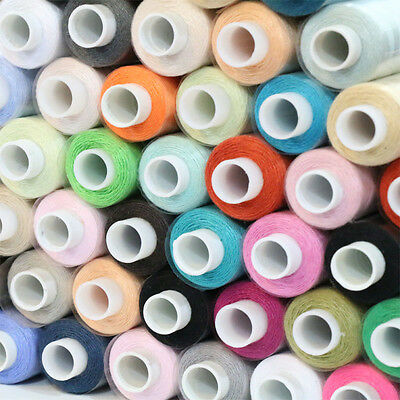 400yard polyester sewing threads supplies thread machine embroidery industrial