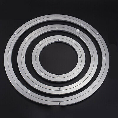 Furniture Hardware Accessories Lazy Susan Aluminum Swivel Plate Round Turntable