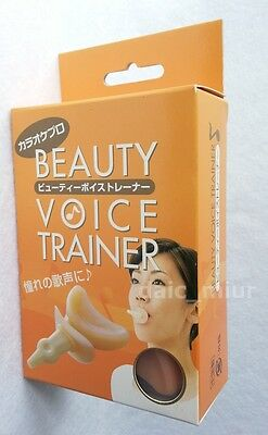 Beauty Voice Trainer Orange Vocal Lesson Karaoke F/S from Japan tracking number